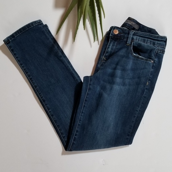 The Limited Denim - The Limited Straight Jeans
